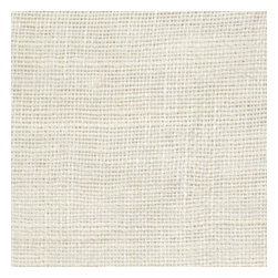 """Drapery Street - Burlap Way Drapery Panel, Cream,  92"""" long,  designer ruched pleat - A Wonderful fabric that combines the texture of burlap with elegant colors and beautiful drape.  Available in 7 colors."""