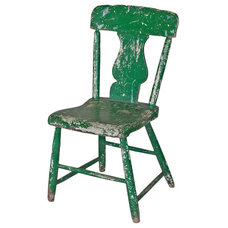 Traditional Dining Chairs by Uniquities Architectural Antiques & Salvage