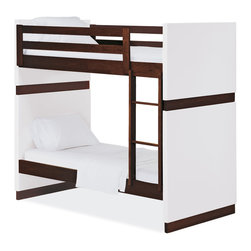 Moda Bunk Bed by R&B - Room & Board Classic Contemporary Home Furnishings
