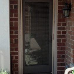 Mirage Retractable Door Screens-Entry Doors -