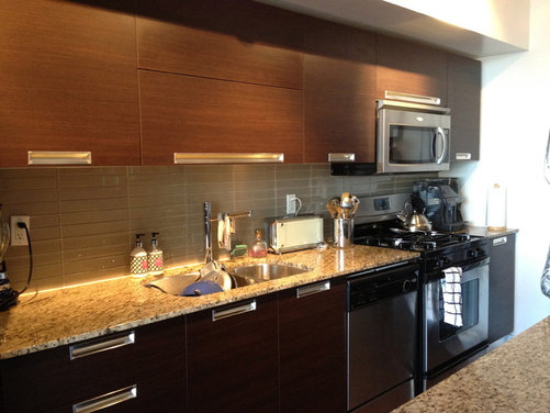 can i paint laminate kitchen cupboards