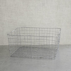 Traditional Baskets by West Elm