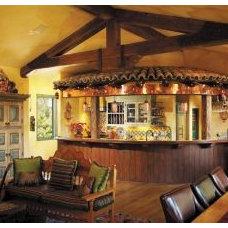Eclectic Living Room by La Puerta Originals