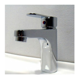 JollyHome - JollyHome Bathroom Lavatory Single Hole Faucet - Complete parts and all install fittings are included.Water pressure tested for industry standard.Easy to keep clean and maintain.Ceramic valve core