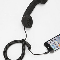 Native Union Pop Phone Handset - I spend a lot of time on the phone with clients, and since I don't have a land line, this addition to my iPhone is good for lengthy conversations.