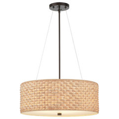 contemporary pendant lighting by Jace Interiors & CreateGirl Blog