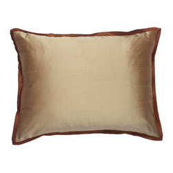 Mystic Valley - Sienna - Sham by Mystic Home, King - The Sienna, by Mystic Home