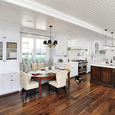 Kitchen by Carolyn Woods Design