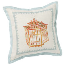 Modern Decorative Pillows by Pottery Barn