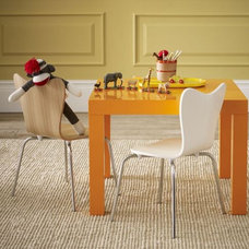 Modern Kids Tables And Chairs by West Elm