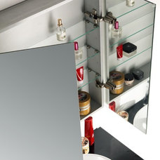 Traditional Bathroom Cabinets And Shelves by Lamxon Holding Company