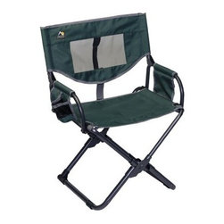 GCI Outdoor Xpress Lounger Telescoping Directors Chair - You don't have to be filming in a far-off jungle locale to enjoy the GCI Outdoor Xpress Lounger Telescoping Directors Chair. This handsome folding chair is great for all types of occasions – from BBQs to sporting events to camping, and other outdoor events. Lightweight yet sturdy, the Xpress Lounger folds down to 1/16th of its size – about the size of a laptop case. It also can be carried easily with its backpack carry bag. And … action!About GCI OutdoorIt all began with a question: Why isn't there a chair for this? That was the quandary for GCI founder Dan Grace, who set out to answer that question in 1996 when he launched his company. Since then, GCI has been a leader in outdoor furniture that focuses on comfort, reliability, and ease of use. GCI's chairs, stools, and tables are crafted with durable materials that fold up easily and pack away in convenient carrying bags, making them ideal companions at picnics, camping trips, sporting events, and all sorts of outdoor activities.