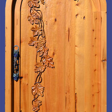 Traditional Interior Doors by SCOTTSDALE ART FACTORY