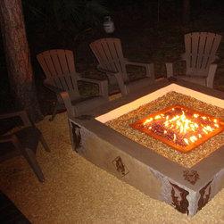 Fire Pit -
