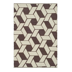 """Safavieh - Indoor/Outdoor Thom Filicia Hallway Runner 2'0""""x8' Runner Saddle Area Rug - The Thom Filicia area rug Collection offers an affordable assortment of Indoor/Outdoor stylings. Thom Filicia features a blend of natural Saddle color. Handmade of Plastic the Thom Filicia Collection is an intriguing compliment to any decor."""