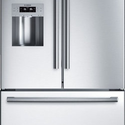 800 Series Freestanding French Door Refrigerator -