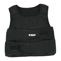TKO Adjustable Weighted Vest