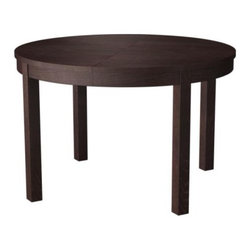 Tord Björklund - BJURSTA Dining table - Dining table, brown-black