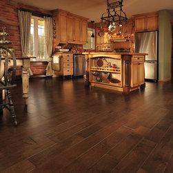 Mirage Floors - Mirage Floors Sweet Memories Aged Maple Brownie