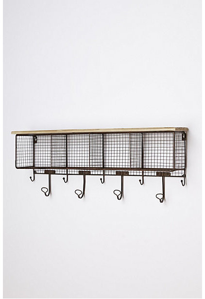 Industrial Wall Shelves by Anthropologie