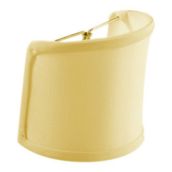 Home Concept - Crisp Linen Clip-on Sconce Shell Lampshade - Why Upgrade to Home Concept Signature Shades?