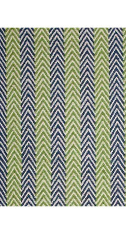 Hook & Loom Rug Company - Lanesborough Denim/Green Rug Swatch - Very eco-friendly rug, hand-woven with yarns spun from 100% recycled fiber.  Color comes from the original textiles, so no dyes are used in the making of this rug.  Made in India.