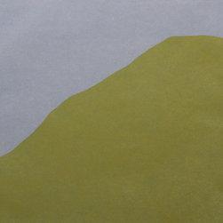 """Sol LeWitt, Composition I"""", Color woodcut - Artist:  Sol LeWitt, American (1928 - 2007)"""