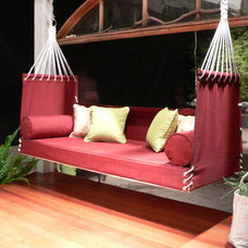 Eclectic Patio Furniture And Outdoor Furniture by Penobscot Bay Porch Swings