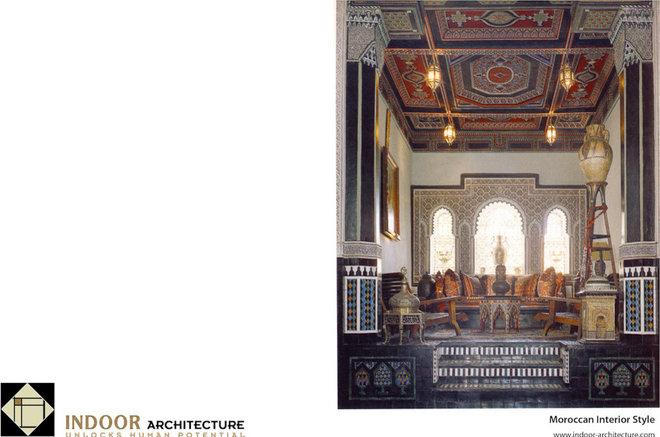 Id es pour la construction de n tre maison en tunisie for Architecture maison tunisie