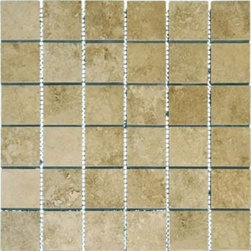 Tilesbay.com - Sample of 2X2 Glazed Venice Cappuccino Porcelain Tile - Venice Cappuccino 2x2 inches Glazed.Venice porcelain tiles are accents to a wide variety of larger sizes including trims and mosaics. The shades of creams and browns in a random pattern brings it very close to Natural Stone look. Please keep in mind that a typical size of sample is 4x4 or 6x6.