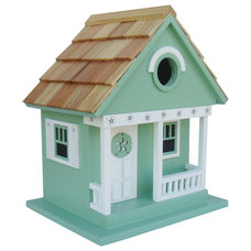 Beach Style Birdhouses by Home Bazaar