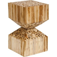 Eclectic Side Tables And End Tables by High Fashion Home