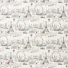 Eclectic Wallpaper C'est Magnifique Wallpaper