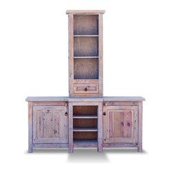 Rustic Bathroom Cabinets & Shelves: Find Bathroom Shelves and Bathroom ...