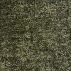 Dark Green Solid Woven Velvet Upholstery Fabric By The Yard - This velvet is truly unique in the way that it shines. In addition, it is very durable and comfortable too! This material is great for residential, commercial and hospitality upholstery.