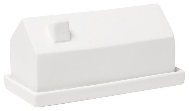 Modern Butter Dishes by West Elm
