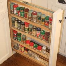 by Mary Porzelt of Boston Kitchen Designs