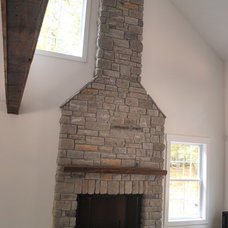 Traditional Fireplaces by Catskill Farms