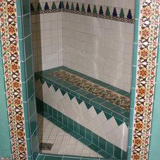 Mediterranean Showers by Steven Alvarez General Contractor