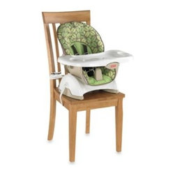 Fisher Price - Fisher-Price Rain Forest Friends SpaceSaver High Chair - A full-size feeding experience in a cozy and compact high chair that grows with your little one, the SpaceSaver High Chair has all the features of a full-size high chair without taking up a lot of space.