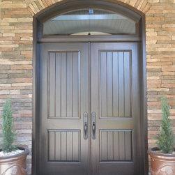 Elegant Entryways - www.frenchdoordirect.com