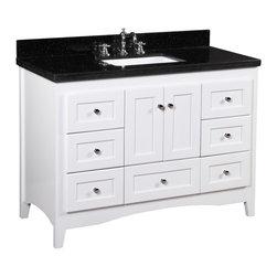 Abbey 48-inch Bathroom Vanity - Kitchen Bath Collection