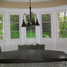 Traditional Window Blinds by Sheila's Window Toppers & More Ltd
