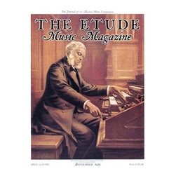 """Buyenlarge.com, Inc. - The Etude: September 1929- Fine Art Giclee Print 24"""" x 36"""" - Another high quality vintage art reproduction by Buyenlarge. One of many rare and wonderful images brought forward in time. I hope they bring you pleasure each and every time you look at them."""