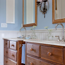 Bathroom Looks We're Loving : Rooms : Home & Garden Television