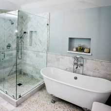 Traditional  by Fairpoint Construction & Development