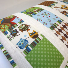 Modern Kids Bedding by Etsy