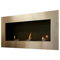 contemporary fireplaces by Liberty Windoors Corp.