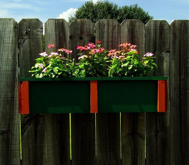 70哓气婆--diy一个木制花盆挂在任何地方