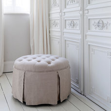 contemporary ottomans and cubes by The French Bedroom Company
